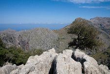 Free Sierra De Tramontana Mountains In Mallorca Stock Photo - 23671890