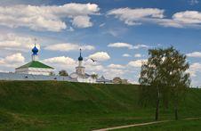 Free Russia. Ryazan Kremlin Royalty Free Stock Images - 23671949