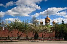 Free Russia Tula Kremlin Stock Photography - 23671972