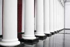 Free Columns Municipal Duma Stock Photos - 23672413