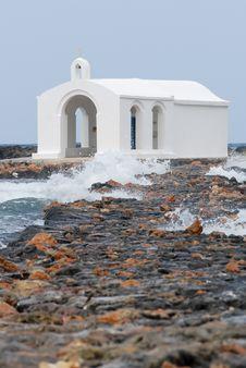 Free Sea Chapel Stock Image - 23672571