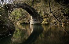 Pont Des Tuves, France &x28;06&x29;. Royalty Free Stock Photo