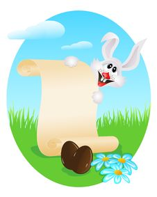 Free Easter Bunny Stock Photos - 23679183