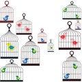 Free Bird&x27;s Background2 Royalty Free Stock Photos - 23683498