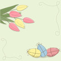 Free Easter Card Stock Images - 23689944