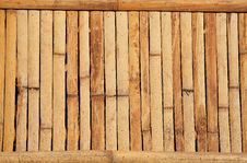 Free Bamboo Wall Royalty Free Stock Image - 23683526