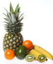 Free Group Of Fresh Fruits Royalty Free Stock Photos - 23694918