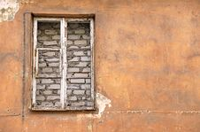 Free Grunge Window Royalty Free Stock Photography - 23693157