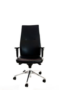 Free Office Armchair Royalty Free Stock Image - 23694096