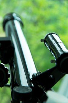 Free Telescope Stock Image - 23699091