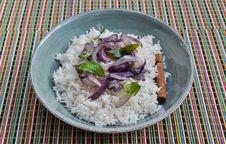 Free Bowl Of Rice Royalty Free Stock Photos - 23699238