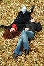 Free Sleep On Ground Royalty Free Stock Images - 2371399