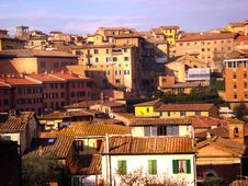 Free Sienna, Italy Royalty Free Stock Photos - 2370308