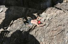 Free Sport Climbing Stock Photography - 2370732