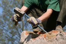 Free Worksman Royalty Free Stock Photos - 2371038