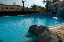 Free Resort Summer Pool Stock Photo - 2373920