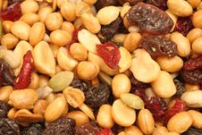 Free Trail Mix Stock Image - 2374281