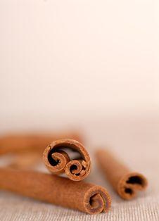 Free Several Cinnamon Sticks Stock Photos - 2374443