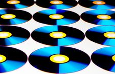 Free Discs Royalty Free Stock Photo - 2375925
