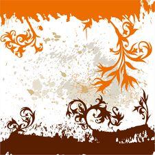Free Calligraphy Grunge Background Royalty Free Stock Image - 2376776