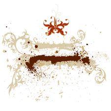 Free Calligraphy Grunge Background Royalty Free Stock Image - 2376866
