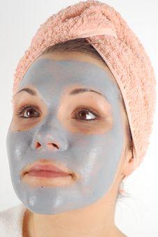 Free Beauty Mask 21 Stock Photography - 2377632