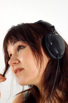 Free Enjoying Music 15 Stock Image - 2377851