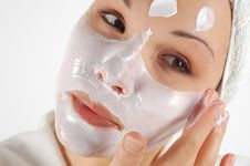 Free Beauty Mask 21 Royalty Free Stock Images - 2377889