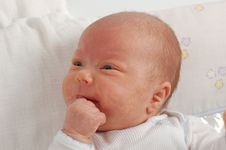 Baby 14 Royalty Free Stock Photography