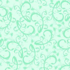 Free Calligraphy Flowers Wallpaper Royalty Free Stock Images - 2378599