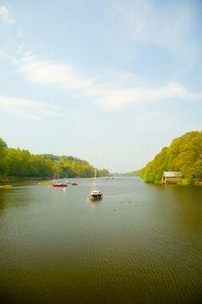 Free English Lake At Rudyard Stock Photos - 2378733