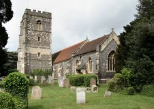 Free English Village Church Stock Photos - 2378893