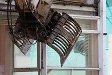 Free Mechanical Grabber Stock Photo - 2379390