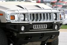 Free SUV Grill Stock Photography - 2379562
