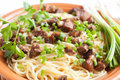 Free Nutritious Italian Dish Royalty Free Stock Photography - 23704217