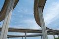 Free High Way Bridge 02 Royalty Free Stock Images - 23709539