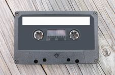 Free Old Cassette Royalty Free Stock Photography - 23712537