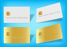 Free Blank Chip Card Royalty Free Stock Photography - 23712607