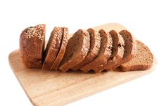 Free Fresh Whole Grain Bread Close Up Stock Images - 23715904