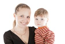 Free Image Mother And Son Royalty Free Stock Image - 23719956