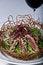 Free Seared Ahi Tuna Salad Royalty Free Stock Photo - 23717445