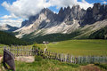 Free Alps Dolomites Odle Royalty Free Stock Images - 23728869