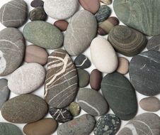 Free Background From The Stones. Royalty Free Stock Photo - 23722965