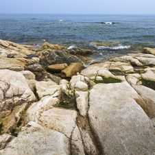 Free Rocks And Water Stock Photography - 23724312
