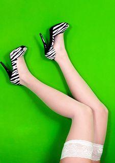 Free Sexy Legs Stock Photography - 23728262