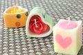 Free Candle Heart Shape Royalty Free Stock Image - 23733546