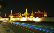 Free Wat Phra Kaew Royalty Free Stock Photos - 23730238