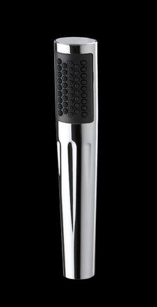 Free Metalli Stick Shower Head Royalty Free Stock Photo - 23733845