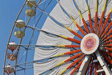 Free Ferris Wheel Royalty Free Stock Photo - 23738055