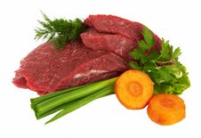 Free Raw Meat Royalty Free Stock Photography - 23738507